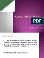 Thalassemia Report Edited2