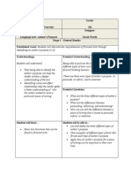 author's purpose lesson template