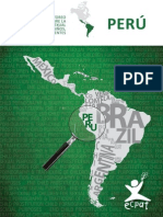 Informe Monitoreo Pais PERU FINAL