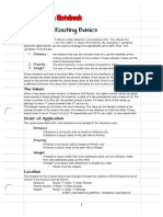 Multi-path Routing Basics