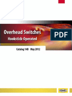 14B Overhead Switches