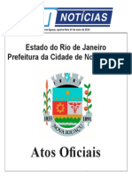 Atos Oficiais - Nova Iguaçu - 14-05-14