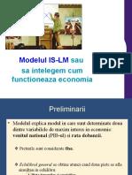 is-lm - modelarea deciziilor financiare