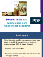 is-lm - modelarea deciziilor financiare