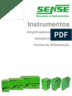 Sense Resumo Instrumentos