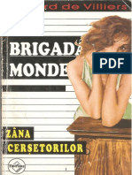 Michel Brice - [Brigada Mondenă] - Zâna Cerşetorilor v.1.0 .doc