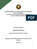 NOCs - IOCs Relationship