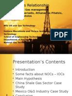 NOCs – IOCs Relationship Presentation