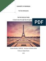 THE FIVE FACES OF PARIS