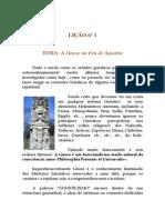 2 - L01-A Gnose Na Era de Aquario