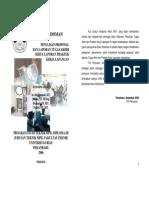 Format Penulisan Laporan PKL Proposal Dan Laporan TA D3 Sipil