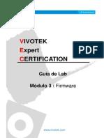 Guía de Lab- Módulo 3 - VIVOTEK Firmware_20130228