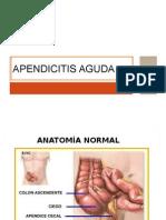 Exposicion ApendicitiEXPOSICION APENDICITIS As Aguda