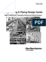 Engineering Piping Design Guide Fibra de Vidrio