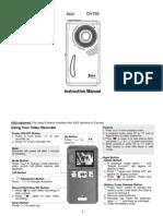 DV150 Manual English CT
