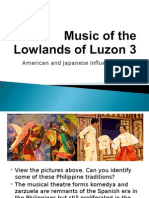 Music of the Lowlands of Luzon 3