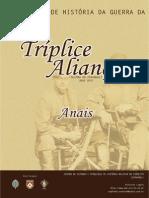 Anais ISeminario da Historia da Guerra da Triplice Alianca