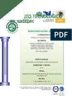 Administracion de Proyectos Ti Lalo Quintan Chino Alberto Hector