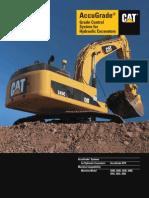 Accugrade Hydraulic Excavators