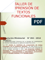taller texto funcionales.ppt