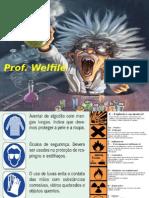 LABORATÓRIO DE QUÍMICA
