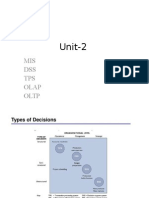 Unit-2 Olap and Oltp