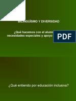 Biliingsmo y Diversidad M LOPEZ MELERO