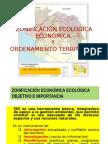 b) Zonificación Ecológica Económica - Zee Dic 2011