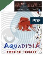 Aquadisia (Theatrical Concept Poster)