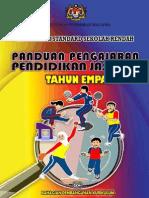 Panduan PdP Pendidikan Jasmani Thn 4 Bhg 1