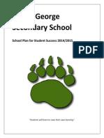 school plan 14 15