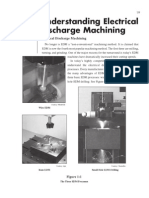 Unit 1 Understanding Electrical Discharge Machining