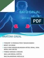 Urolithiasis New