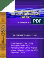 ADB presentation1