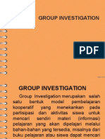 Group Investigationppt