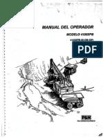 Manual Pala P&H 4100 XPB