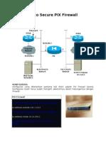 Cisco Secure PIX Firewall