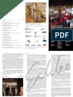 Premio letterario Galileo per la divulgazione scientifica - depliant