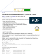 Manual calculadora ip