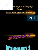 Understanding and Coping With Stress Stress