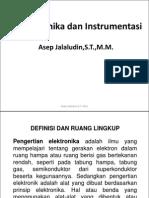 Elektronika Instrumen 1&2&3 Asep Jalaludin