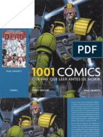1001 Cómics Que Hay Que Leer Antes de Morir