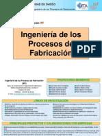 Ingenieria Procesos Fabricacion