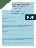 Indice Entradas I_Predict Completo 1999 - 2015