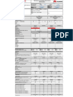 Protocolo de Entrega Para Iusacell Rtn 950 p Negras I-p Negras II
