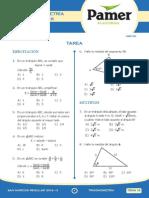 T Sem 16 Resolución de Triángulos Oblicuángulos