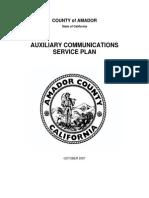 Amador ACS Plan Nov 2007