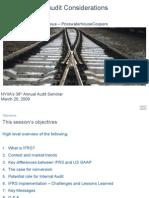 Pwc Ifrs Internal Audit Considerations312