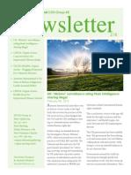 Group 48 Newsletter - February 2015