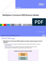 WC B2B Business Models